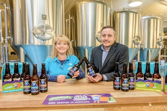 Moray brewery expands as global market grows