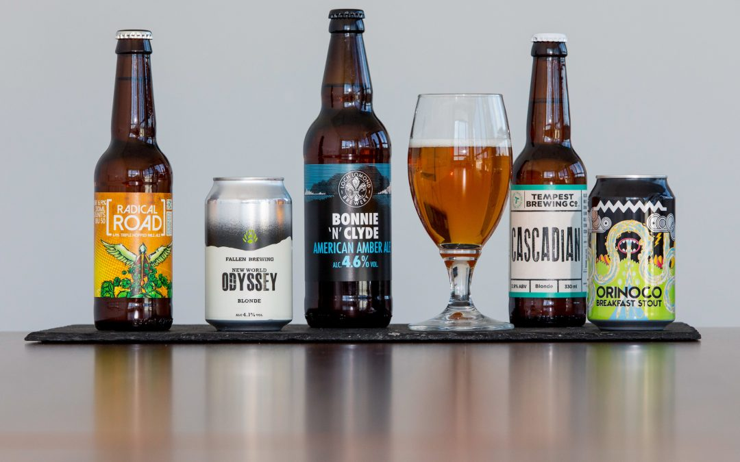A Lidl More Local Craft Beer In Scottish Stores