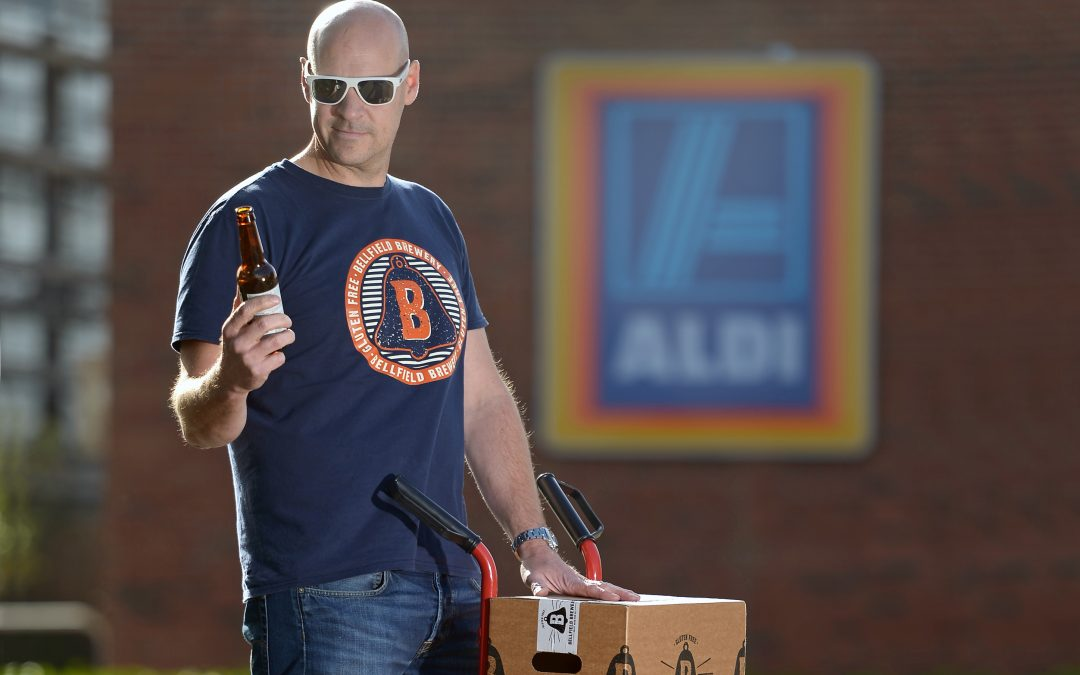 Bellfield Brewery secures listings with Aldi