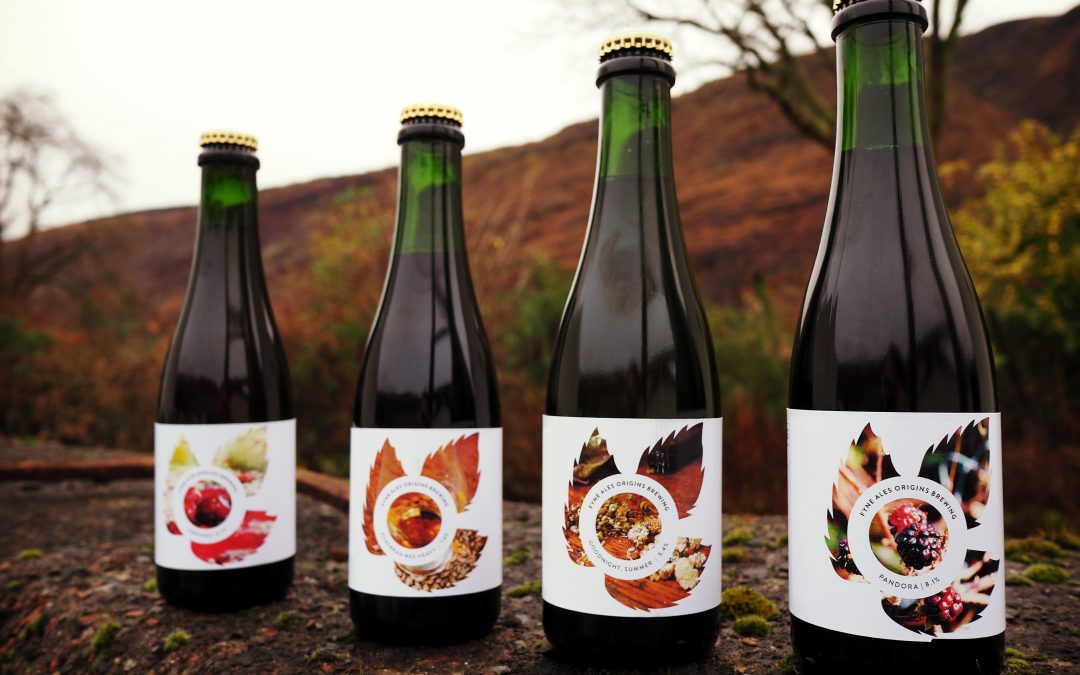 Fyne Ales launches Origins Brewing project