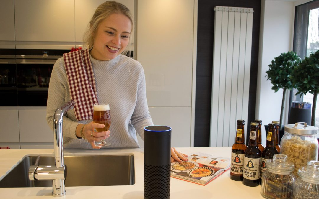 Scottish craft brewery embraces artificial intelligence to drive online sales