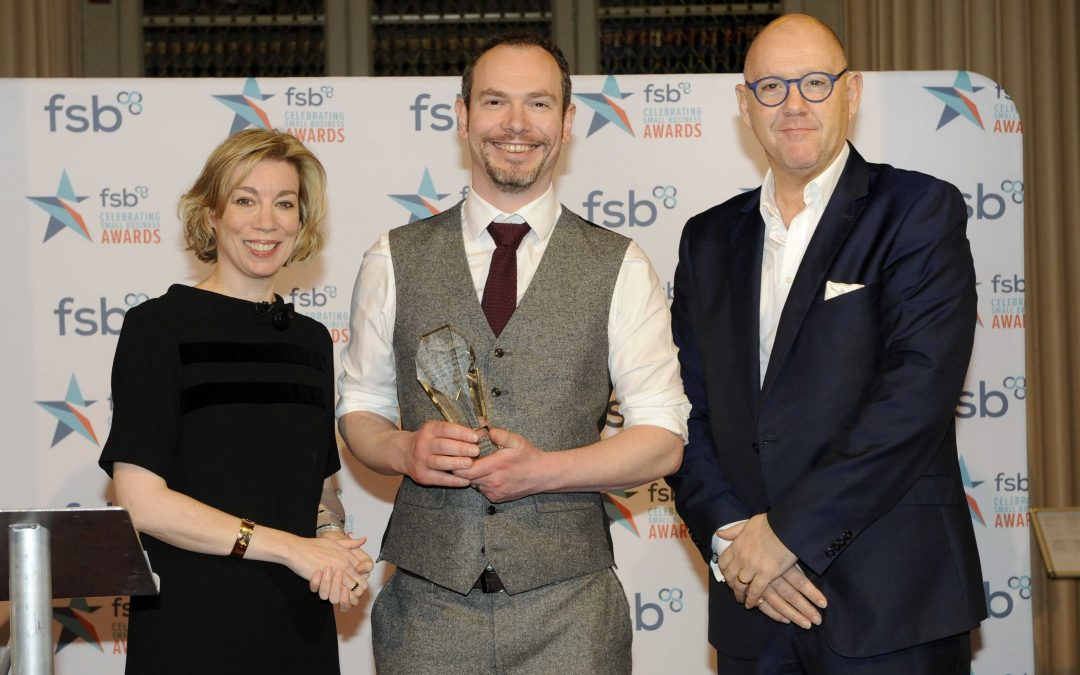 Midlothian's Cross Borders Brewing WIN prestigious Micro-business of the year award