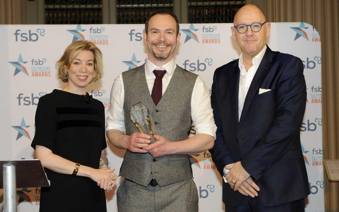 Midlothian's Cross Borders Brewing WIN prestigious Micro-business of the year award