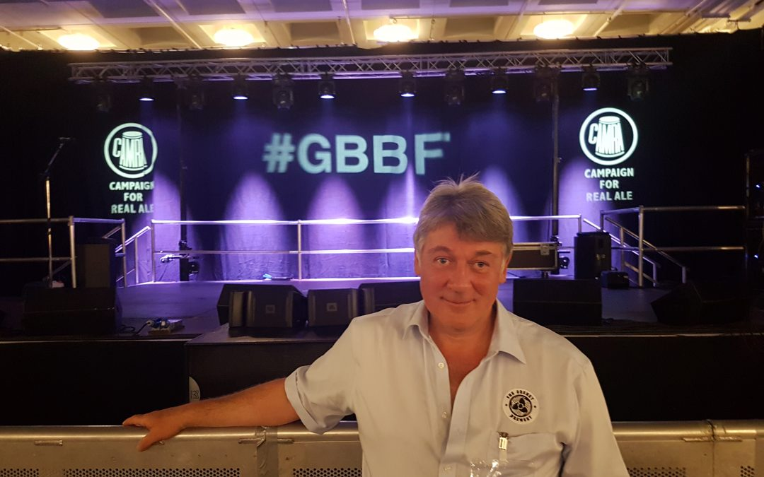 National Recognition as Orkney Brewery wins Gold at GBBF