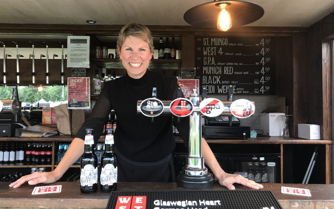 WEST has won the contract to supply beer to the two official bars at the inaugural European Championships Glasgow 2018