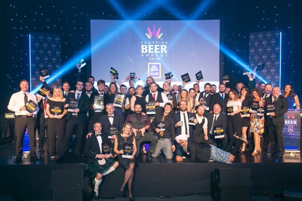Winners revealed in 3rd annual Scottish Beer Awards