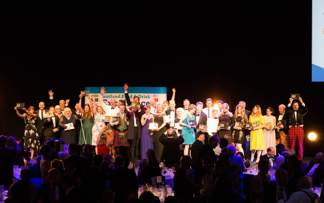 Last Chance to Enter Scotland Food & Drink Excellence Awards 2019