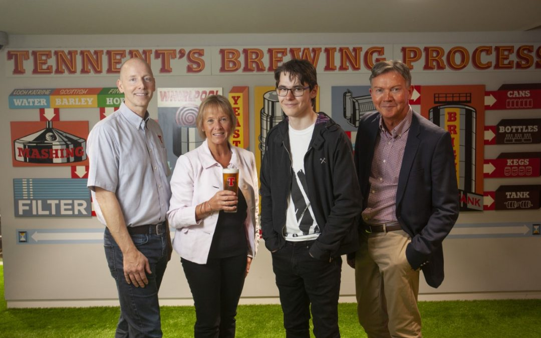 Launch of Apprenticeship Brews Opportunity for Beer Industry in Scotland
