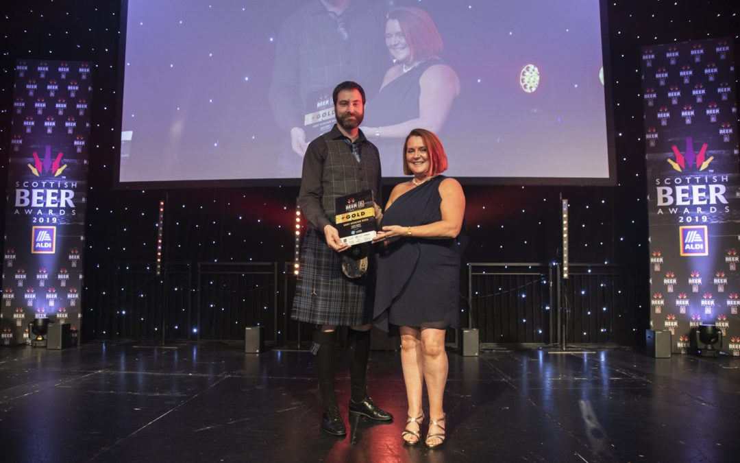 Scotland's Top Brewers Crowned at 4th Annual Scottish Beer Awards