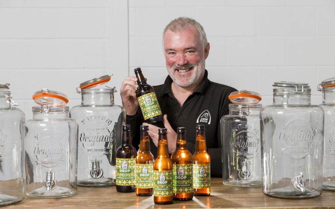 Jaw Brew to launch one of Scotland's smallest bars
