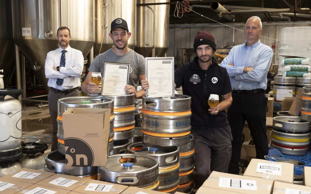 Scotland brews up new talent
