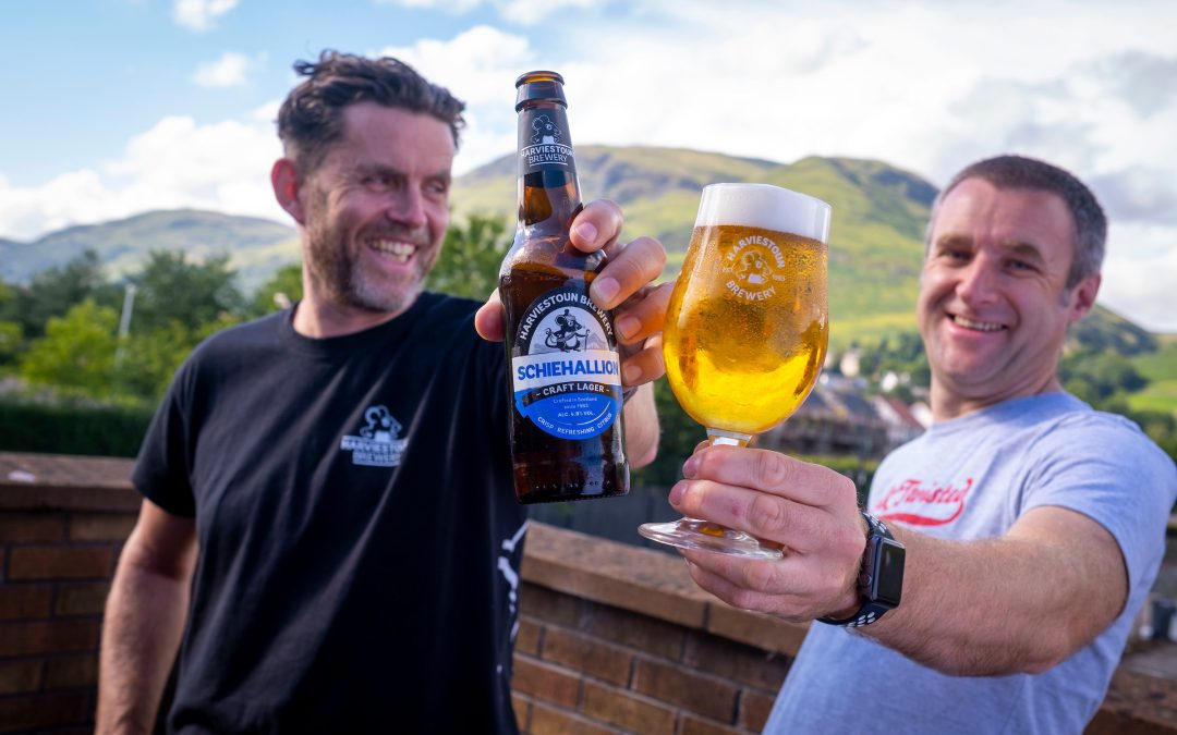 Scots raise a glass to 'beer to your doorstep' boom
